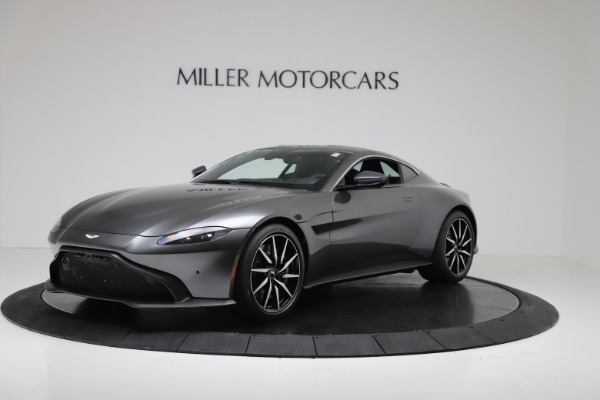 Used 2020 Aston Martin Vantage Coupe for sale Sold at Aston Martin of Greenwich in Greenwich CT 06830 17