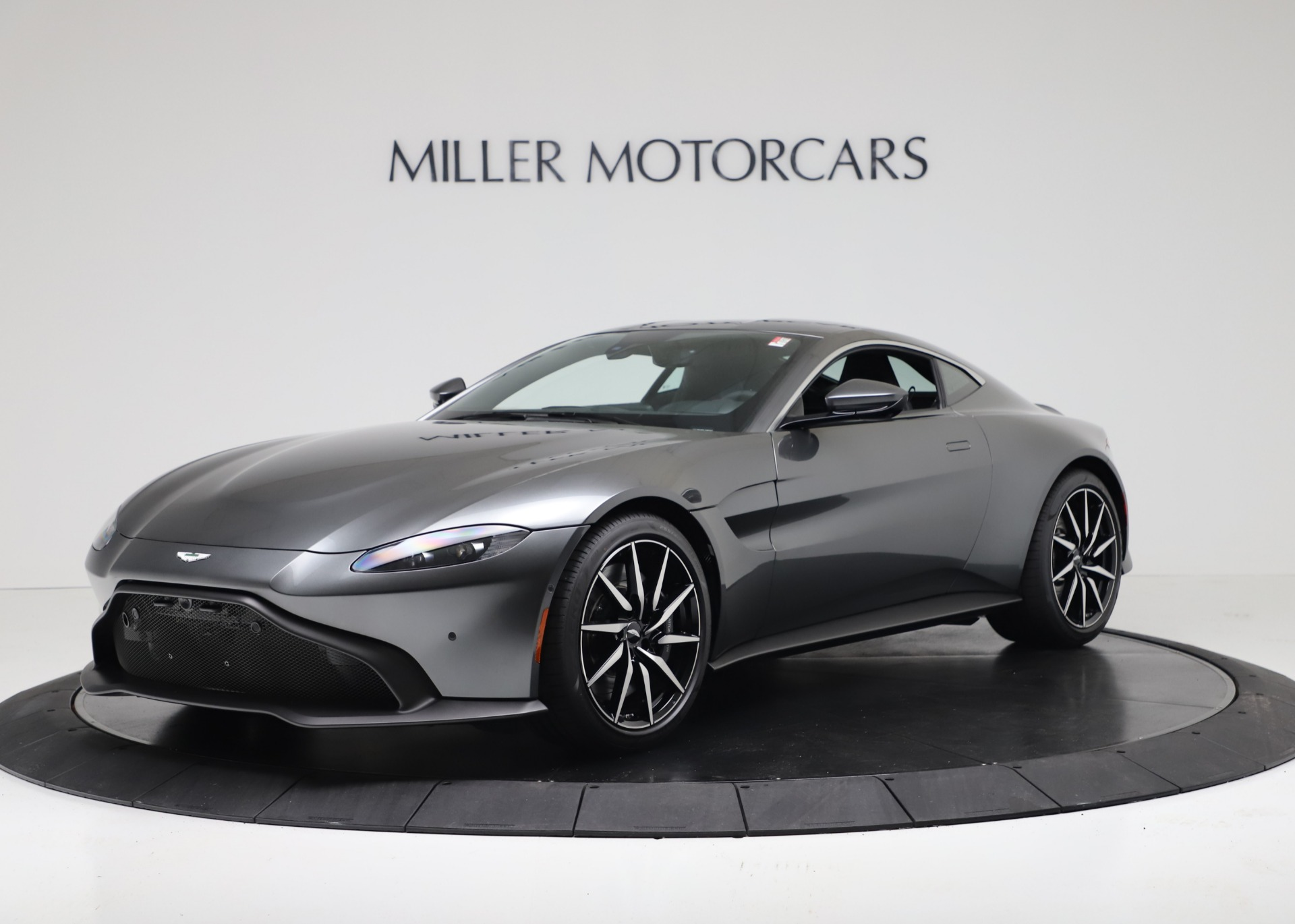 Used 2020 Aston Martin Vantage Coupe for sale Sold at Aston Martin of Greenwich in Greenwich CT 06830 1
