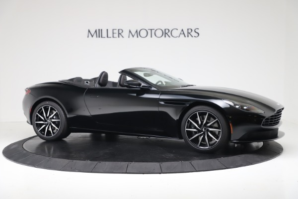 New 2020 Aston Martin DB11 Convertible for sale Sold at Aston Martin of Greenwich in Greenwich CT 06830 10