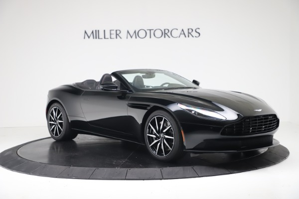 New 2020 Aston Martin DB11 Convertible for sale Sold at Aston Martin of Greenwich in Greenwich CT 06830 11
