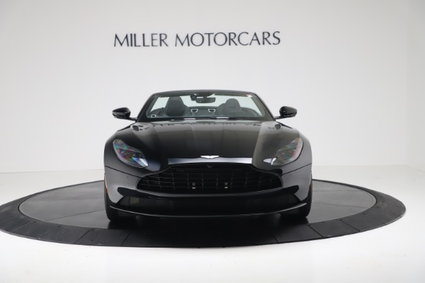 New 2020 Aston Martin DB11 Convertible for sale Sold at Aston Martin of Greenwich in Greenwich CT 06830 12