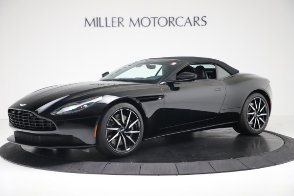New 2020 Aston Martin DB11 Convertible for sale Sold at Aston Martin of Greenwich in Greenwich CT 06830 13