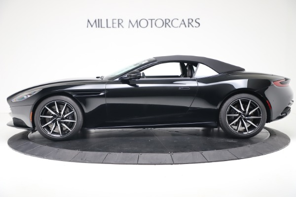 New 2020 Aston Martin DB11 Convertible for sale Sold at Aston Martin of Greenwich in Greenwich CT 06830 14