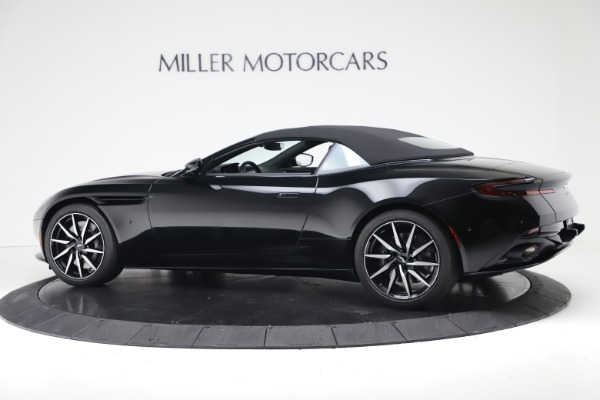 New 2020 Aston Martin DB11 Convertible for sale Sold at Aston Martin of Greenwich in Greenwich CT 06830 15