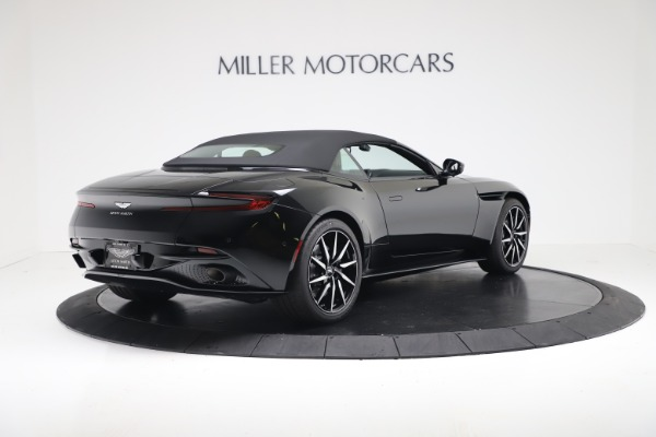 New 2020 Aston Martin DB11 Convertible for sale Sold at Aston Martin of Greenwich in Greenwich CT 06830 16