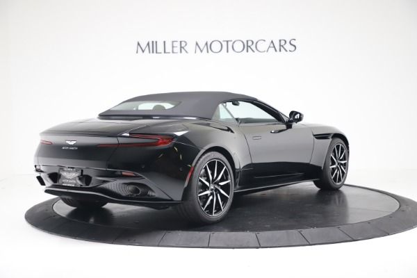 New 2020 Aston Martin DB11 Convertible for sale Sold at Aston Martin of Greenwich in Greenwich CT 06830 17