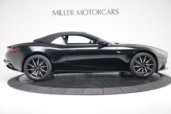 New 2020 Aston Martin DB11 Convertible for sale Sold at Aston Martin of Greenwich in Greenwich CT 06830 18