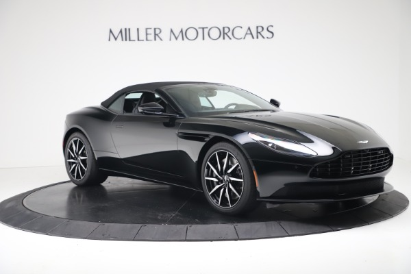 New 2020 Aston Martin DB11 Convertible for sale Sold at Aston Martin of Greenwich in Greenwich CT 06830 19