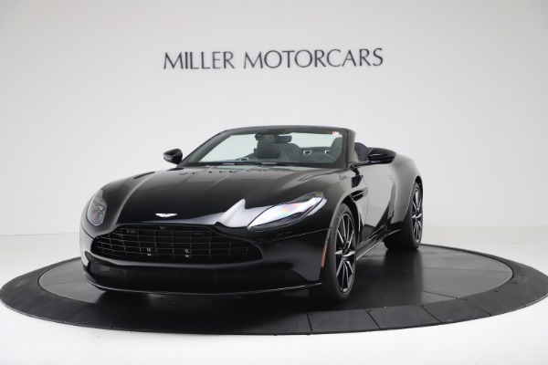 New 2020 Aston Martin DB11 Convertible for sale Sold at Aston Martin of Greenwich in Greenwich CT 06830 2