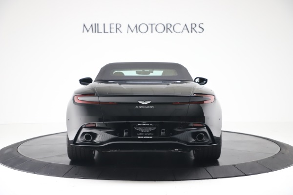 New 2020 Aston Martin DB11 Convertible for sale Sold at Aston Martin of Greenwich in Greenwich CT 06830 20