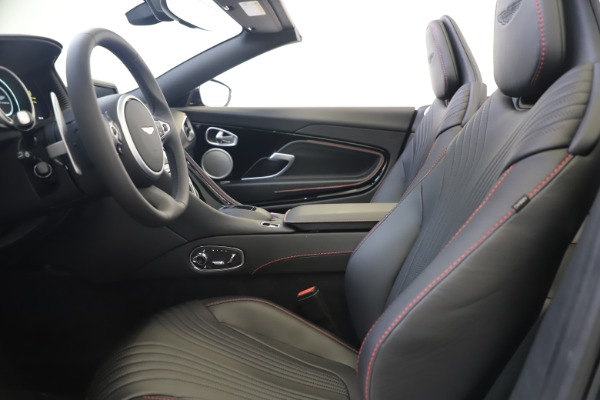 New 2020 Aston Martin DB11 Convertible for sale Sold at Aston Martin of Greenwich in Greenwich CT 06830 22
