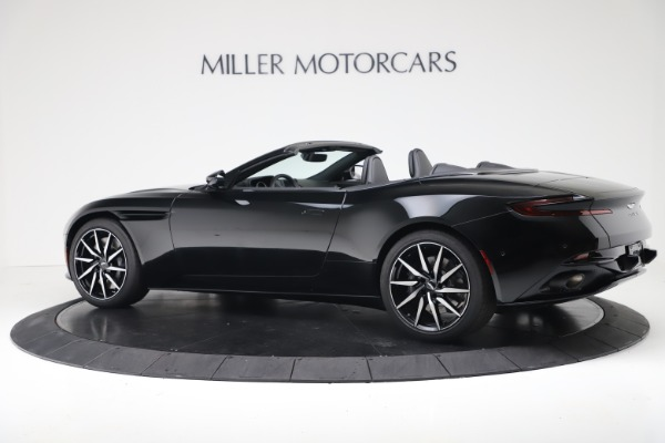 New 2020 Aston Martin DB11 Convertible for sale Sold at Aston Martin of Greenwich in Greenwich CT 06830 4