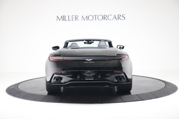 New 2020 Aston Martin DB11 Convertible for sale Sold at Aston Martin of Greenwich in Greenwich CT 06830 6