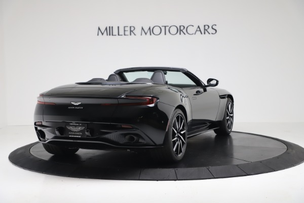 New 2020 Aston Martin DB11 Convertible for sale Sold at Aston Martin of Greenwich in Greenwich CT 06830 7