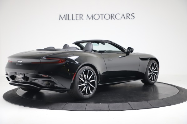 New 2020 Aston Martin DB11 Convertible for sale Sold at Aston Martin of Greenwich in Greenwich CT 06830 8