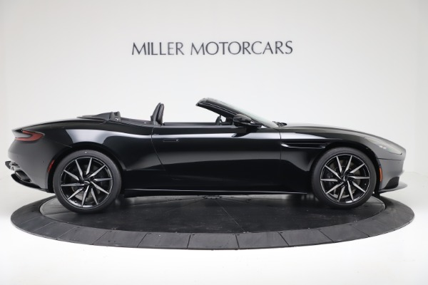 New 2020 Aston Martin DB11 Convertible for sale Sold at Aston Martin of Greenwich in Greenwich CT 06830 9