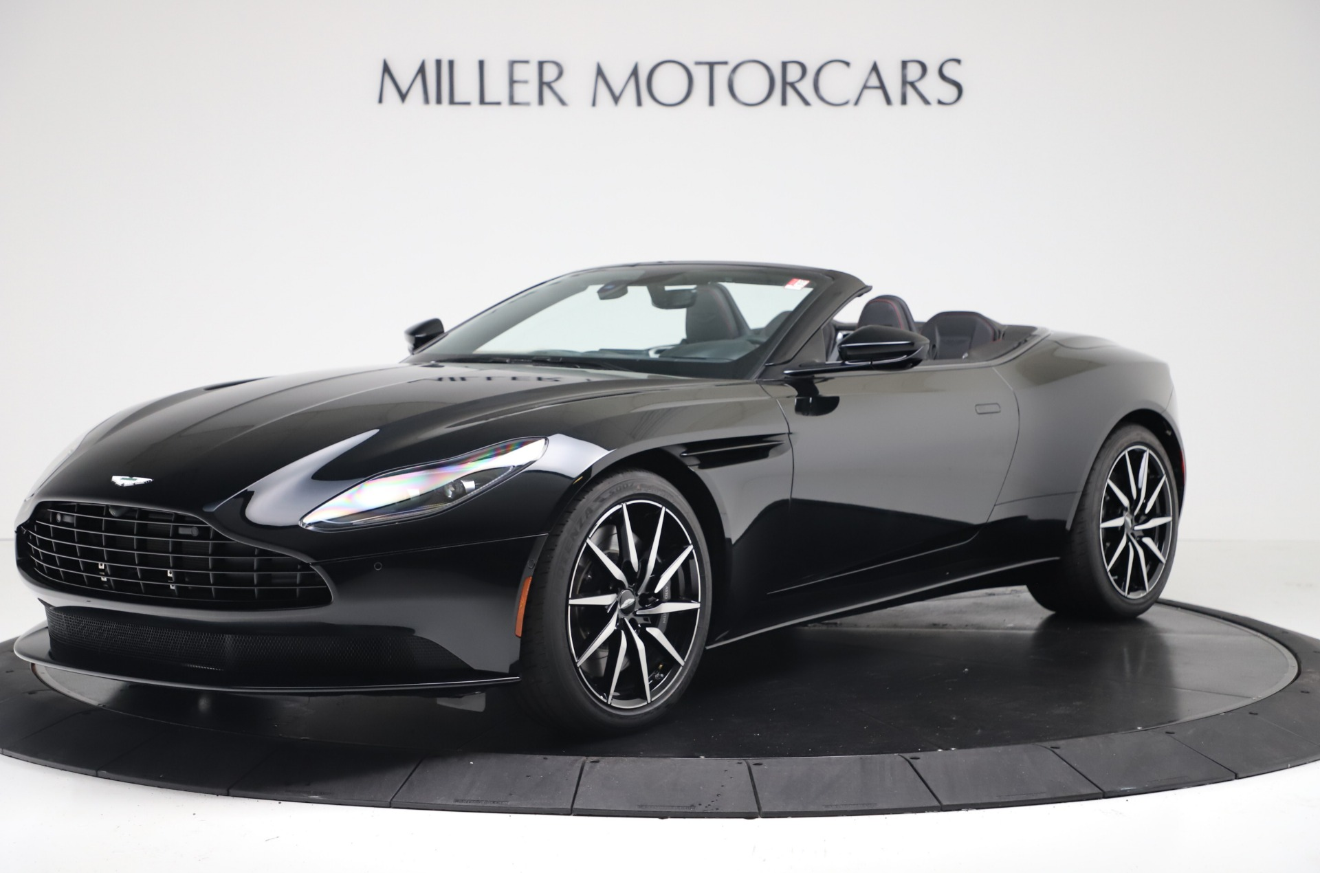 New 2020 Aston Martin DB11 Convertible for sale Sold at Aston Martin of Greenwich in Greenwich CT 06830 1