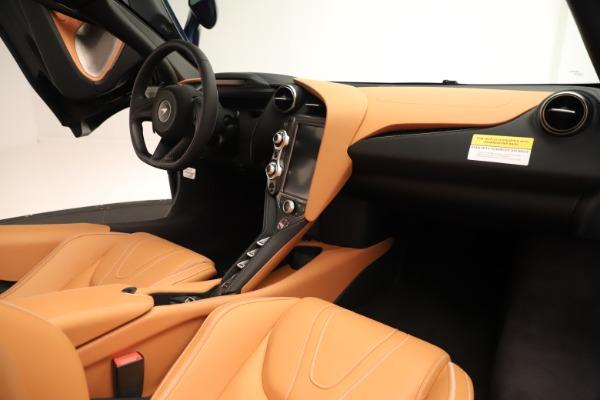 New 2020 McLaren 720S Spider Luxury for sale $372,250 at Aston Martin of Greenwich in Greenwich CT 06830 15
