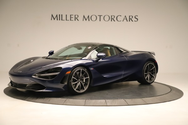 New 2020 McLaren 720S Spider for sale $372,250 at Aston Martin of Greenwich in Greenwich CT 06830 18