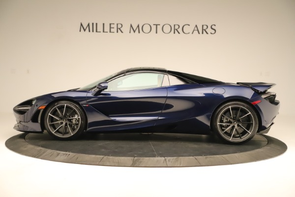 New 2020 McLaren 720S Spider Convertible for sale $372,250 at Aston Martin of Greenwich in Greenwich CT 06830 19
