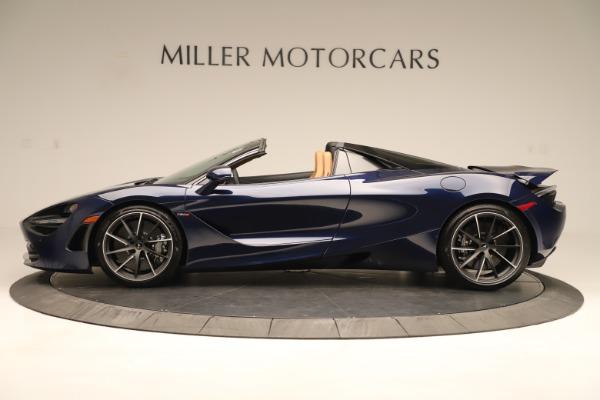 New 2020 McLaren 720S Spider Luxury for sale $372,250 at Aston Martin of Greenwich in Greenwich CT 06830 2