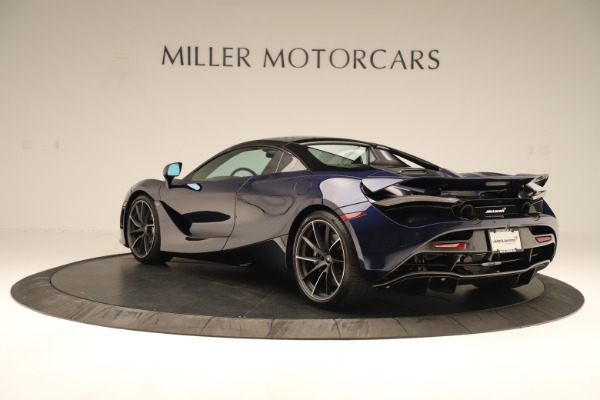New 2020 McLaren 720S Spider Convertible for sale $372,250 at Aston Martin of Greenwich in Greenwich CT 06830 20