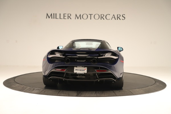 New 2020 McLaren 720S Spider for sale $372,250 at Aston Martin of Greenwich in Greenwich CT 06830 21