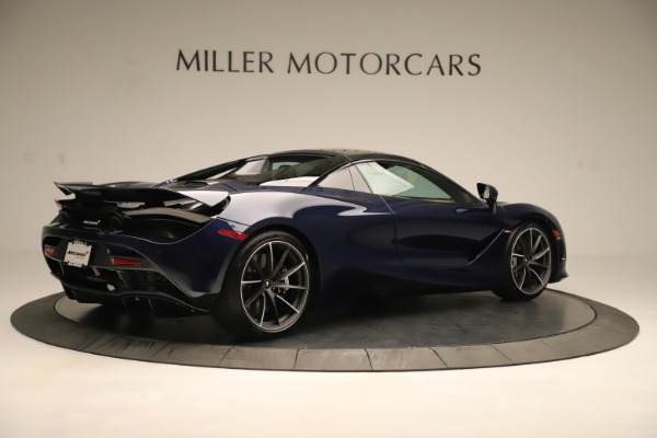 New 2020 McLaren 720S Spider for sale $372,250 at Aston Martin of Greenwich in Greenwich CT 06830 22