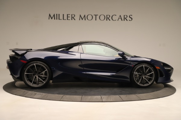 New 2020 McLaren 720S Spider Convertible for sale $372,250 at Aston Martin of Greenwich in Greenwich CT 06830 23