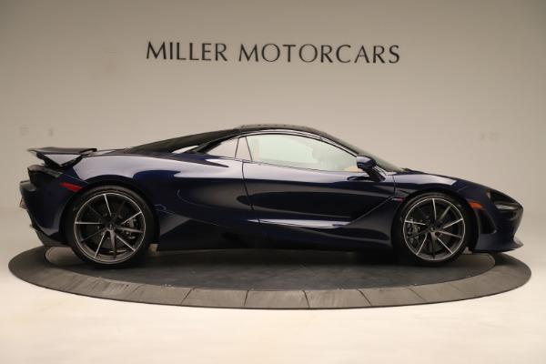 New 2020 McLaren 720S Spider Luxury for sale $372,250 at Aston Martin of Greenwich in Greenwich CT 06830 23