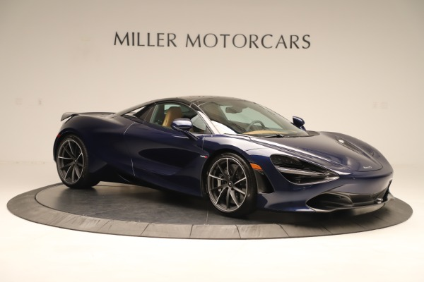 New 2020 McLaren 720S Spider for sale $372,250 at Aston Martin of Greenwich in Greenwich CT 06830 24
