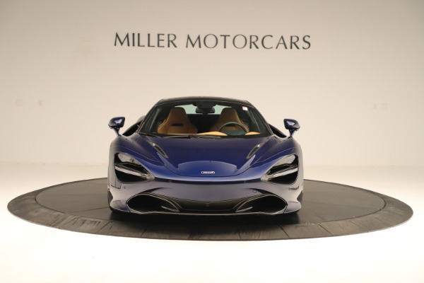 New 2020 McLaren 720S Spider for sale $372,250 at Aston Martin of Greenwich in Greenwich CT 06830 25