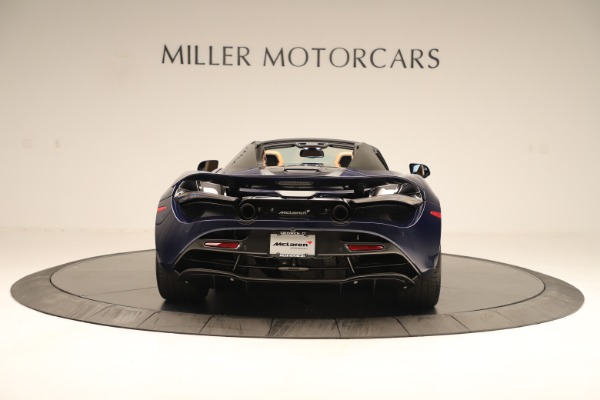 New 2020 McLaren 720S Spider Convertible for sale $372,250 at Aston Martin of Greenwich in Greenwich CT 06830 26