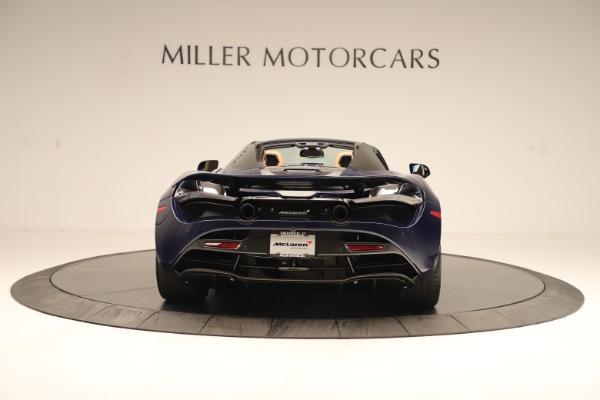New 2020 McLaren 720S Spider Luxury for sale $372,250 at Aston Martin of Greenwich in Greenwich CT 06830 26