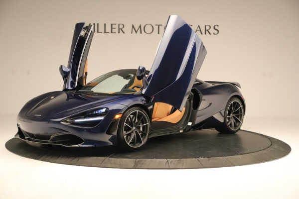 New 2020 McLaren 720S Spider Convertible for sale $372,250 at Aston Martin of Greenwich in Greenwich CT 06830 28