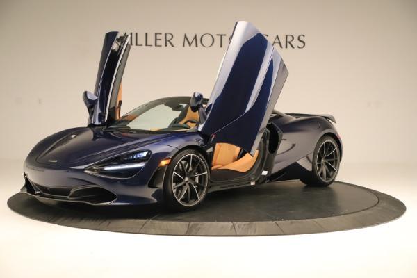 New 2020 McLaren 720S Spider Luxury for sale $372,250 at Aston Martin of Greenwich in Greenwich CT 06830 28