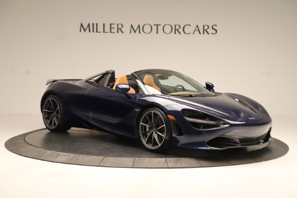 New 2020 McLaren 720S Spider Convertible for sale $372,250 at Aston Martin of Greenwich in Greenwich CT 06830 6
