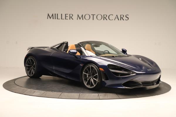 New 2020 McLaren 720S Spider Luxury for sale $372,250 at Aston Martin of Greenwich in Greenwich CT 06830 6