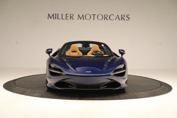 New 2020 McLaren 720S Spider Convertible for sale $372,250 at Aston Martin of Greenwich in Greenwich CT 06830 7