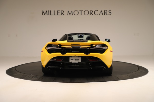 New 2020 McLaren 720S SPIDER Convertible for sale Sold at Aston Martin of Greenwich in Greenwich CT 06830 13