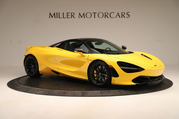 New 2020 McLaren 720S SPIDER Convertible for sale Sold at Aston Martin of Greenwich in Greenwich CT 06830 8
