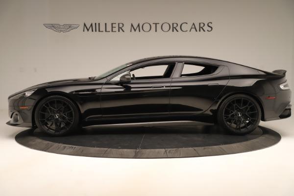 New 2019 Aston Martin Rapide V12 AMR for sale Sold at Aston Martin of Greenwich in Greenwich CT 06830 2