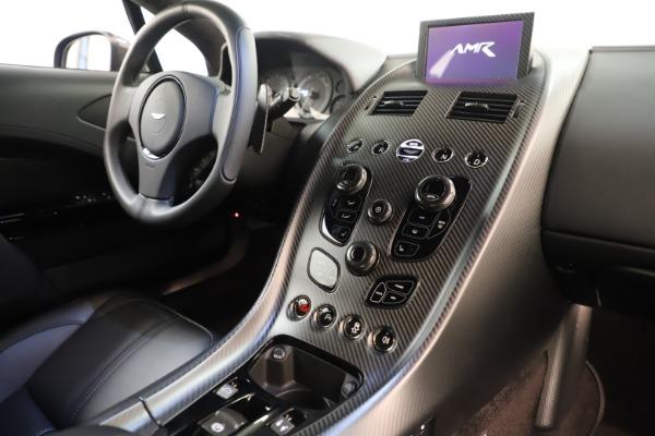 New 2019 Aston Martin Rapide V12 AMR for sale Sold at Aston Martin of Greenwich in Greenwich CT 06830 23
