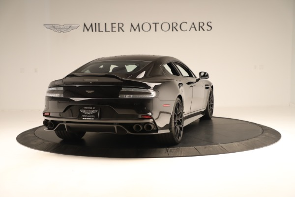 Used 2019 Aston Martin Rapide V12 AMR for sale $199,900 at Aston Martin of Greenwich in Greenwich CT 06830 6