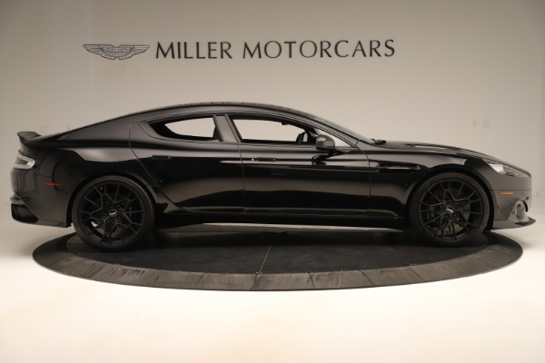 Used 2019 Aston Martin Rapide V12 AMR for sale $199,900 at Aston Martin of Greenwich in Greenwich CT 06830 8