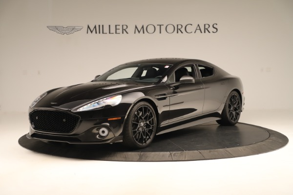 Used 2019 Aston Martin Rapide V12 AMR for sale $199,900 at Aston Martin of Greenwich in Greenwich CT 06830 1