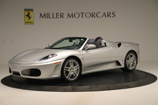 Used 2008 Ferrari F430 Spider for sale Sold at Aston Martin of Greenwich in Greenwich CT 06830 2