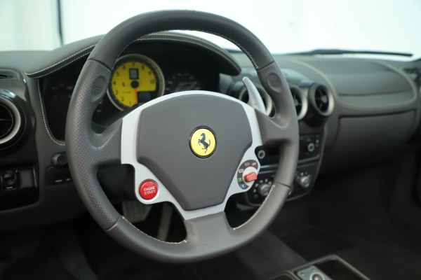 Used 2008 Ferrari F430 Spider for sale Sold at Aston Martin of Greenwich in Greenwich CT 06830 28