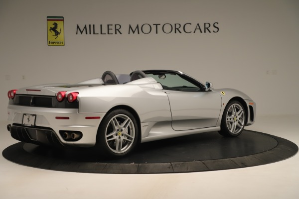 Used 2008 Ferrari F430 Spider for sale Sold at Aston Martin of Greenwich in Greenwich CT 06830 8