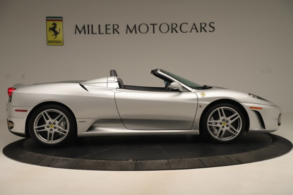 Used 2008 Ferrari F430 Spider for sale Sold at Aston Martin of Greenwich in Greenwich CT 06830 9